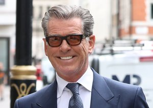 Style tips from Pierce Brosnan