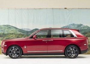 Rolls Royce Cullinan Review