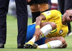 Neymar was trolled hard at Wimbledon