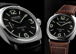Panerai just added two entry-level watches to its Radiomir collection