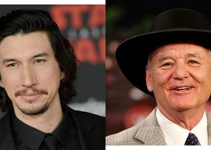 Adam Driver and Bill Murray to star in a zombie movie together