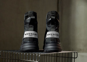 Introducing Givenchy's 'Jaw' sneaker