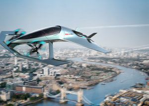 Check out Aston Martin's first ever aircraft concept
