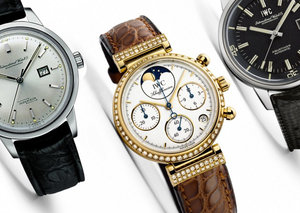 The most important watches in IWC history