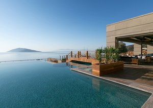 Luxury abounds at Caresse, a Luxury Collection Resort & Spa, Bodrum