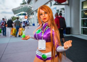 Comic-Con does not mess about when it comes to Cosplay