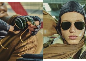 Ray-Ban's reloaded program just announced some cool-as-heck Aviators