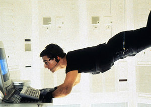 Tom Cruise's most dangerous Mission Impossible stunts