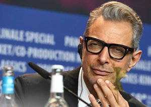 Jeff Goldblum has a new docuseries (because..?)