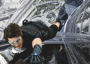 Top Ten Tom Cruise Mission Impossible stunts