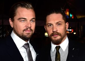 Tom Hardy actually has a tattoo of Leonardo DiCaprio