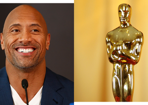 There's a new Oscars category that might help The Rock win an Oscar
