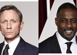 Is Idris Elba finally going to be announced as the next James Bond?