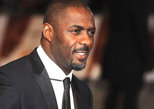 Well, someone is enjoying the Idris Elba James Bond hype
