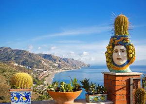 Esquire Travel: Sicily's gorgeous Taormina