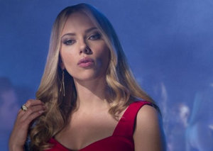 Scarlett Johansson is the world's highest-paid actress
