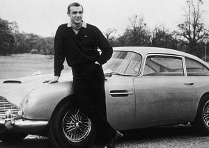 Aston Martin is making new Goldfinger DB5s