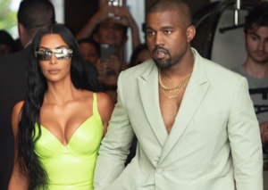 Kanye West wore too-small sandals with socks at 2 Chainz's Wedding