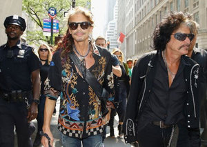 Meet your new unlikely style influencers: Aerosmith