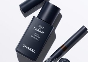 Introducing Boy de Chanel, a makeup range for men