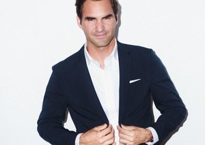 You can now buy Roger Federer's Uniqlo collection