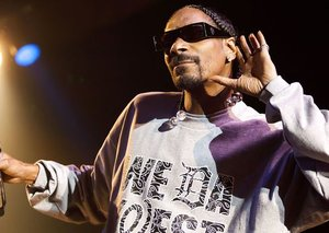 What's inside Snoop Dogg's brand new cookbook?