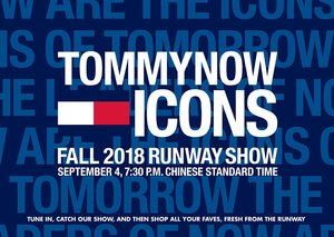 Watch Tommy Hilfiger's Fall/Winter show live