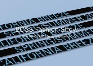 Watch: Boss spring/summer 19 show live
