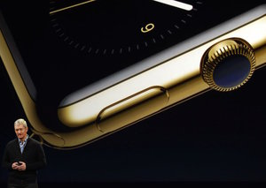 The new Apple Watch has been given a complete overhaul