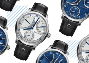 The Masterpiece Retrograde Calendar by Maurice Lacroix