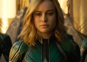 First 'Captain Marvel' trailer has landed