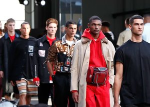 Everything you need to know about Riccardo Tisci's first Burberry show