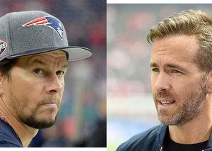 Ryan Reynolds trolls Mark Wahlberg with 'daily routine'