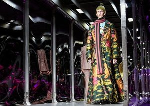 Watch The Gucci Spring/Summer 2018 Fashion Show Live