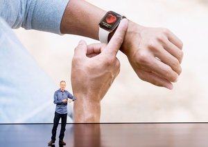 Apple wants to save your heart one Apple Watch at a time