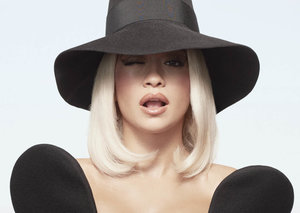 Rita Ora becomes first-ever female cover shoot for Esquire Middle East