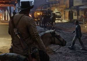 Download the 'Red Dead Redemption' partner app right this instant