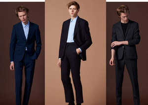 Esquire Approves: Sandro Homme Tailoring