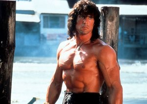 Sylvester Stallone teases first look at 'Rambo 5'