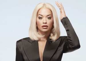 We photographed Rita Ora for the October cover