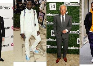 The world's best-dressed designers