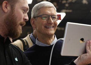 """New iPad Pro will be """"totally different"""""""