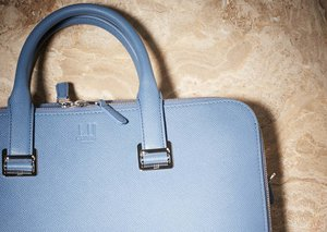 Bags of style: Dunhill Autumn/Winter 2018 accessories