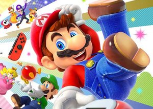 The Esquire Review: You're never too old for Mario Party