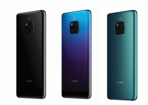 First look: Huawei Mate 20 and Mate 20 Pro