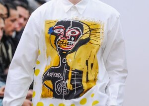 Comme des Garçons just released a shirt that is a genuine work of art