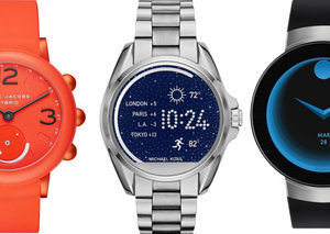 Seven most stylish smartwatches in the world