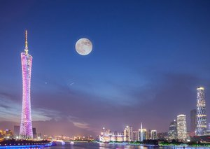 China is launching a fake moon into the sky