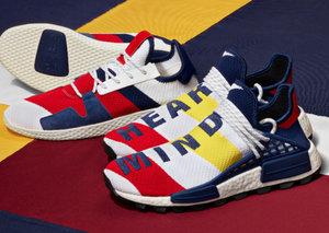 Adidas x Billionaire Boys Club make happy sneakers