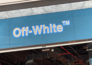 Exclusive: Inside Virgil Abloh's Off-White boutique at Dubai Mall